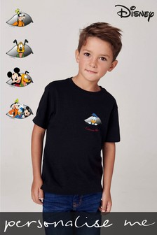 Personalised Disney™ Peeking Characters T-Shirt