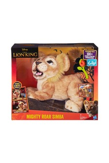 FurReal Lion King Might Roar Simba