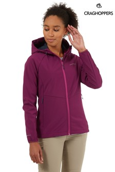 Craghoppers Blackcurrant Kalti Weatherproof Jacket
