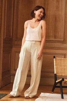 Emma Willis Wide Leg Trousers