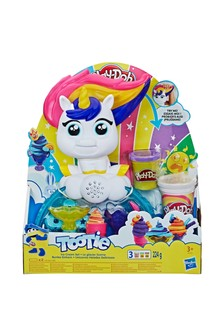 Play-Doh Tootie Unicorn Ice Cream Set