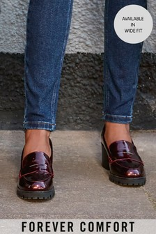 Cleated Loafers