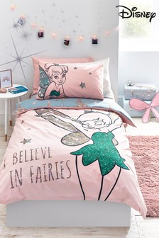 Tinkerbell Duvet Cover And Pillowcase Set