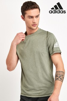 adidas Green Freelift Sport Ultimate T-Shirt
