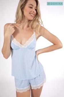 DORINA Blue Pyjama Set
