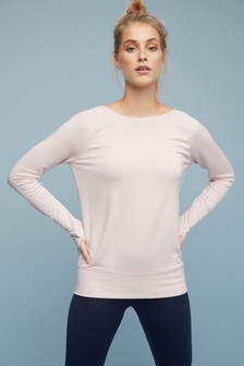 Long Sleeve Sports Sweatshirt