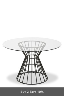 Callie 4 Seater Round Dining Table