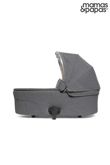 Mamas & Papas Ocarro Carry Cot Grey Mist