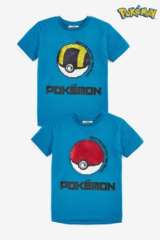 Pokémon Sequin T Shirt (3-14yrs)