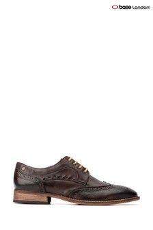 Base London® Brown Kitchin Softy Lace-Up Brogues