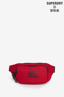 Superdry Red Bum Bag