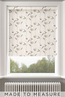 Izzy Natural Made To Measure Roller Blind