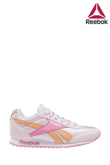 Reebok Pink/Orange Jogger Junior & Youth Trainers