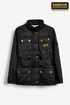 Barbour® International Pink Flyweight Quilt Jacket