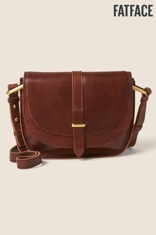 FatFace Brown Cressinda Cross Body Bag
