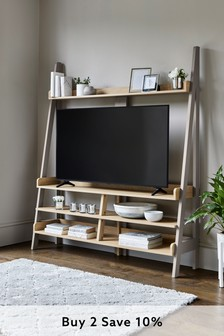 Malvern Dove Grey TV Unit