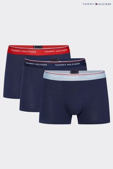 Tommy Hilfiger Trunks Three Pack