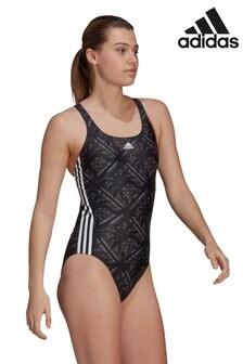 adidas SH3.RO Festivibes 3 Stripes Swimsuit