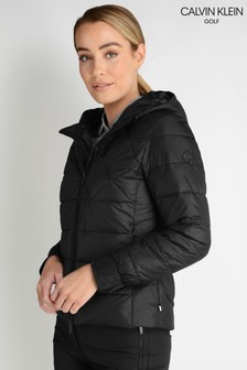 Calvin Klein Golf Black Serra Jacket