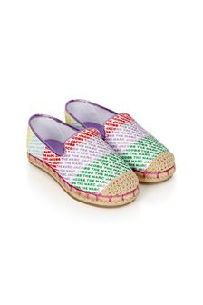 Marc Jacobs Girls Multicoloured Espadrilles