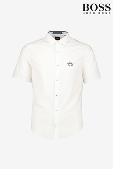 BOSS White BIADIA_R Shirt