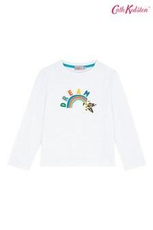 Cath Kidston® Cream Weather T-Shirt