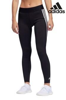 adidas Alpha Skin 3 Stripe Leggings