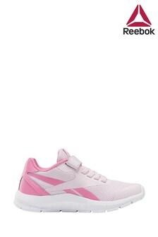 Reebok Run Pink/White Rush Runner Junior Trainers