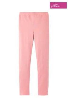 Joules Pink Emilia Leggings