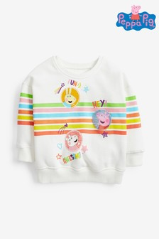Peppa Pig Lenticular Sweatshirt (3mths-7yrs)