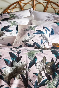 Ted Baker Pink Kingfisher Cushion