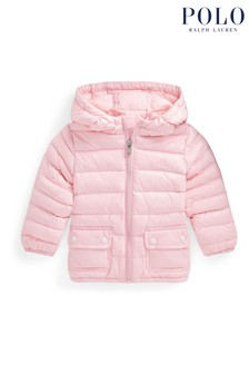 Ralph Lauren Pink Padded Jacket