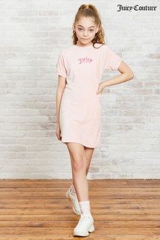 Juicy Couture Velour Taped Dress