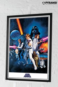 Pyramid Star Wars™ A New Hope Framed Poster