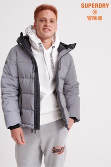Superdry Reflector Padded Jacket