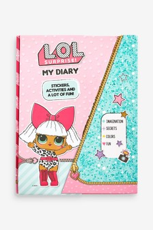 L.O.L. Surprise! Deluxe Diary