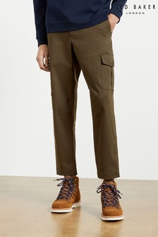 Ted Baker Mikael Slim Cargo Trousers