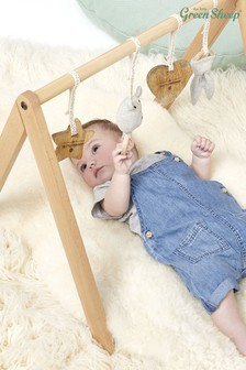 The Little Green Sheep A Frame Play Gym