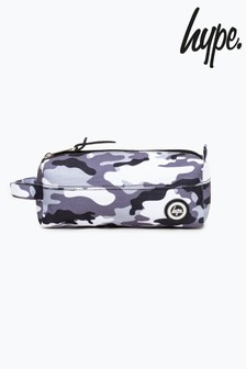 Hype. Mono Camo Pencil Case