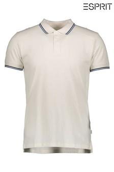 Esprit White Men's Poloshirt