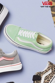 Vans Youth Old Skool Trainers
