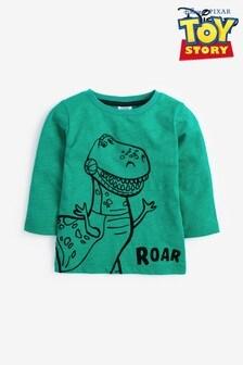 Long Sleeve Disney™ Toy Story Rex T-Shirt (3mths-8yrs)