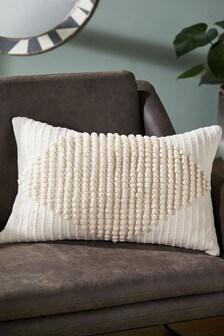 Okara Bobble Geo Cushion