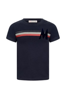 Moncler Enfant Baby Boys Cotton T-Shirt