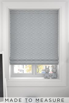 Nina Lined Made To Measure Roman Blind