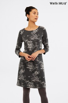 White Stuff Willow Jacquard Dress