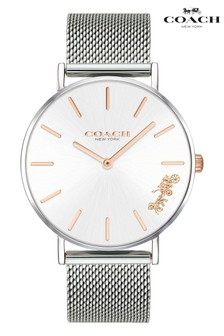 Coach Stainless Steel Perry Watch