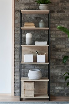 Johan Tall Shelf