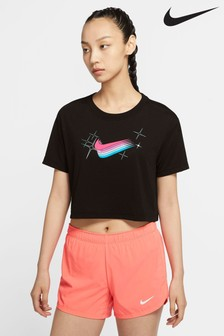Nike Goddess Cropped Top