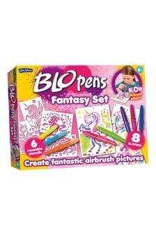 BLO Pens Fantasy Activity Set